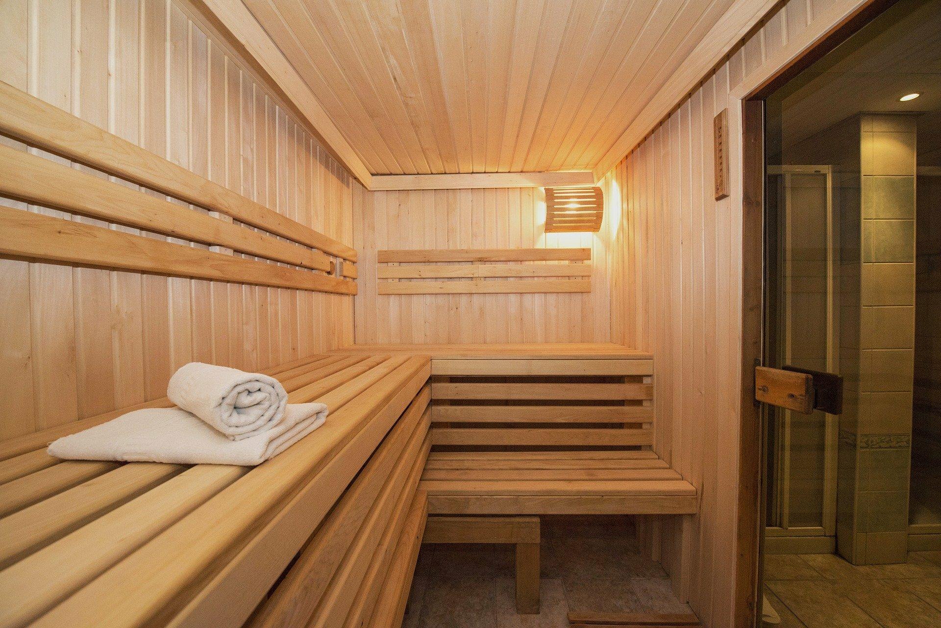 Accommodatie met sauna VVV Texel
