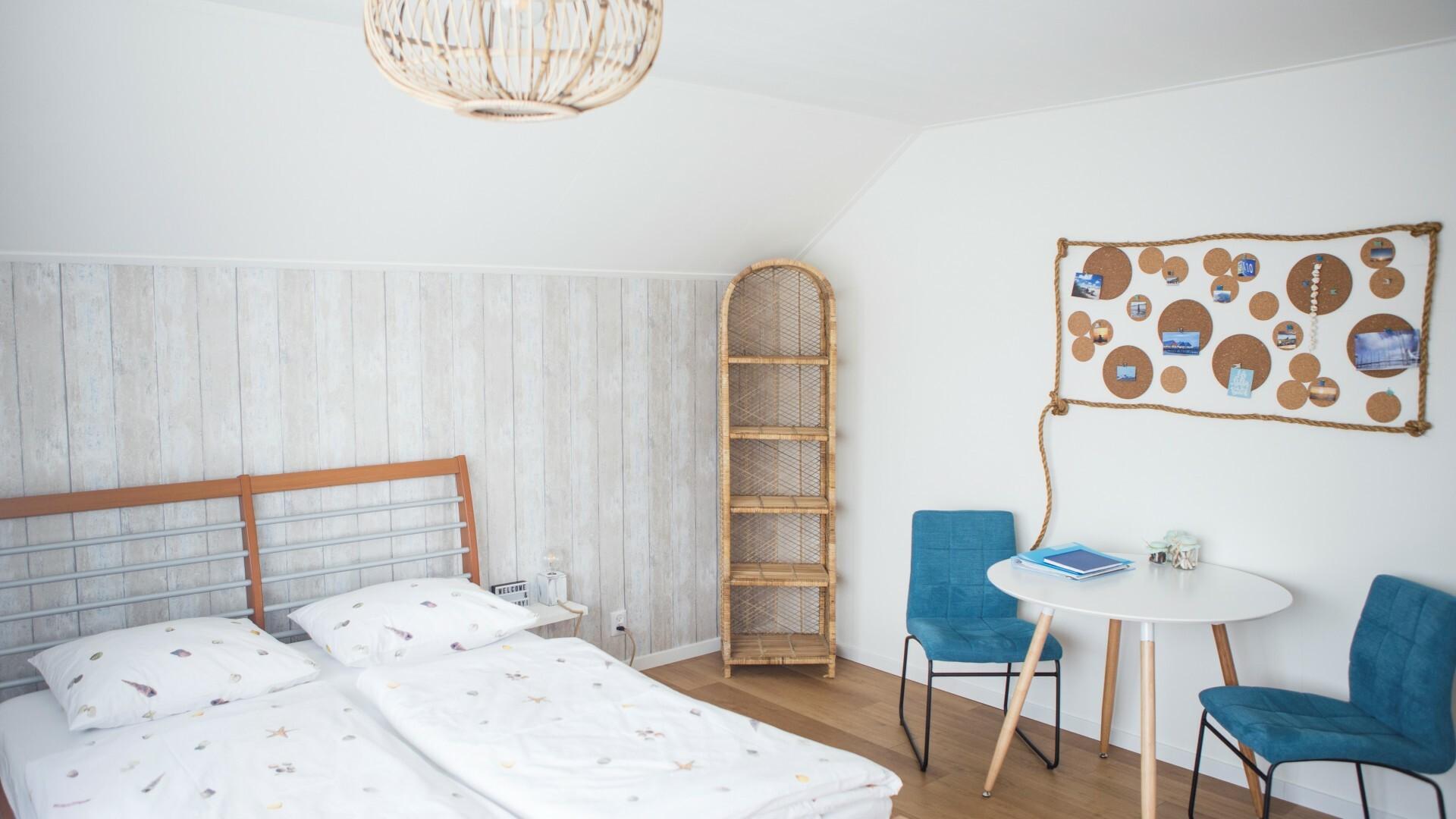 Strandkamer Bed en breakfast Enjoytexel VVV Texel