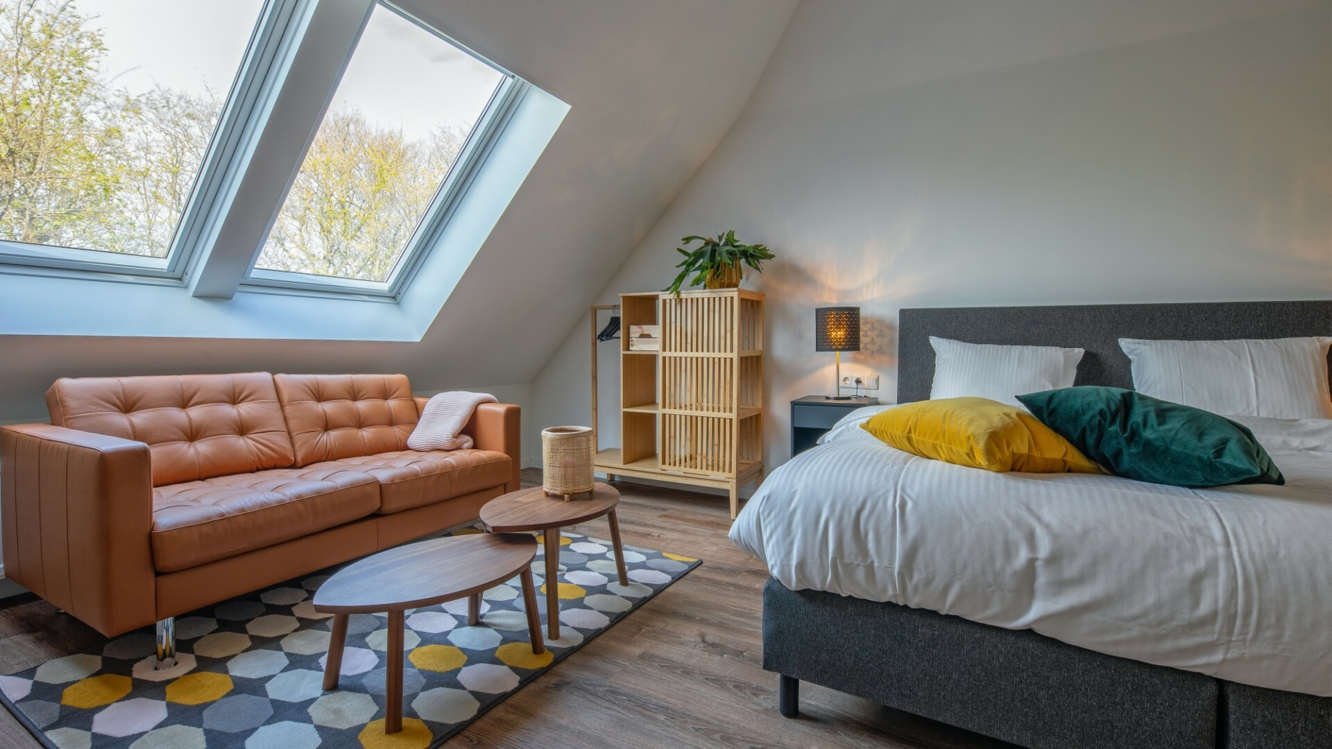 BB Landhuys Noorderhaecks Maarten Trom Suite VVV Texel