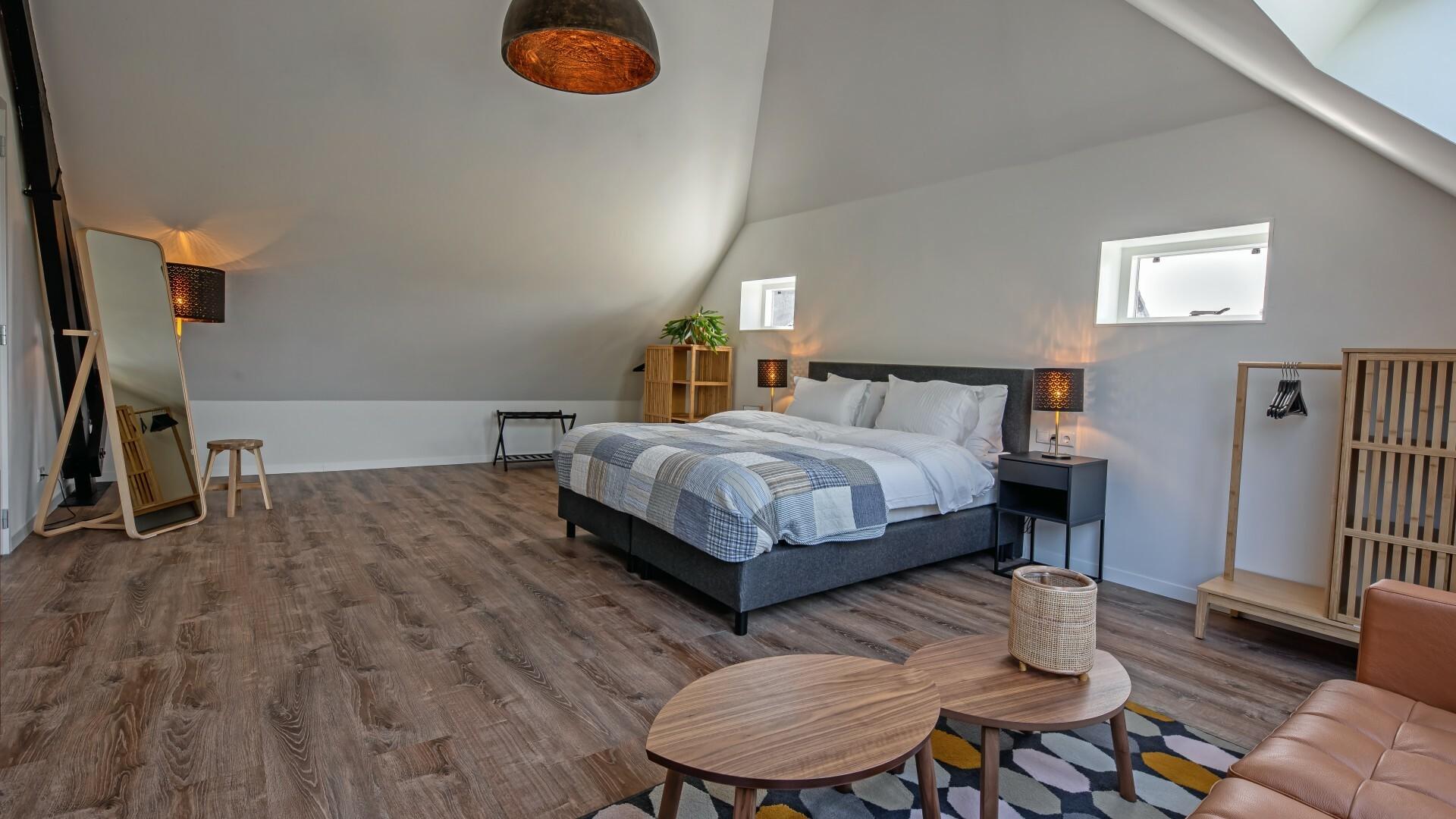 Bed and breakfast landhys noorderhaeks VVV Texel Justin Sinner