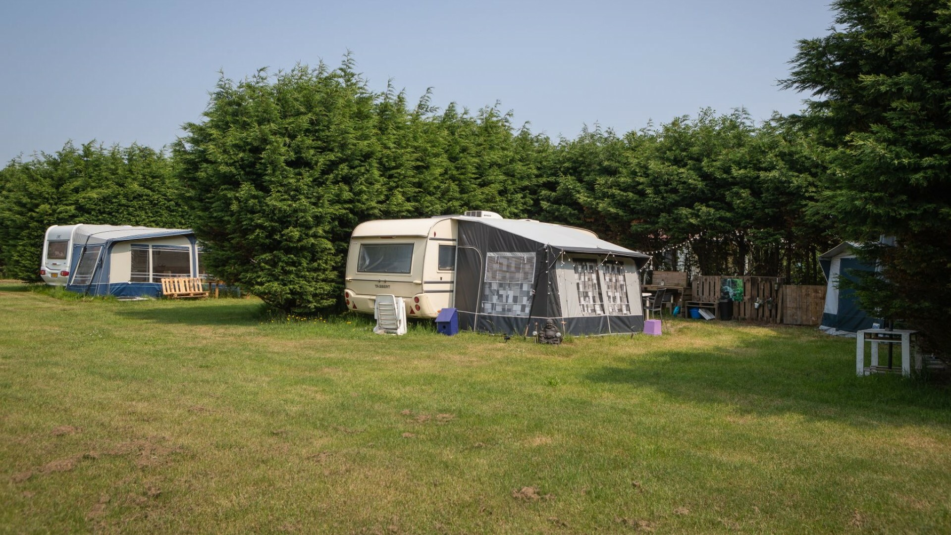 Camping Fruithof De Veen VVV Texel