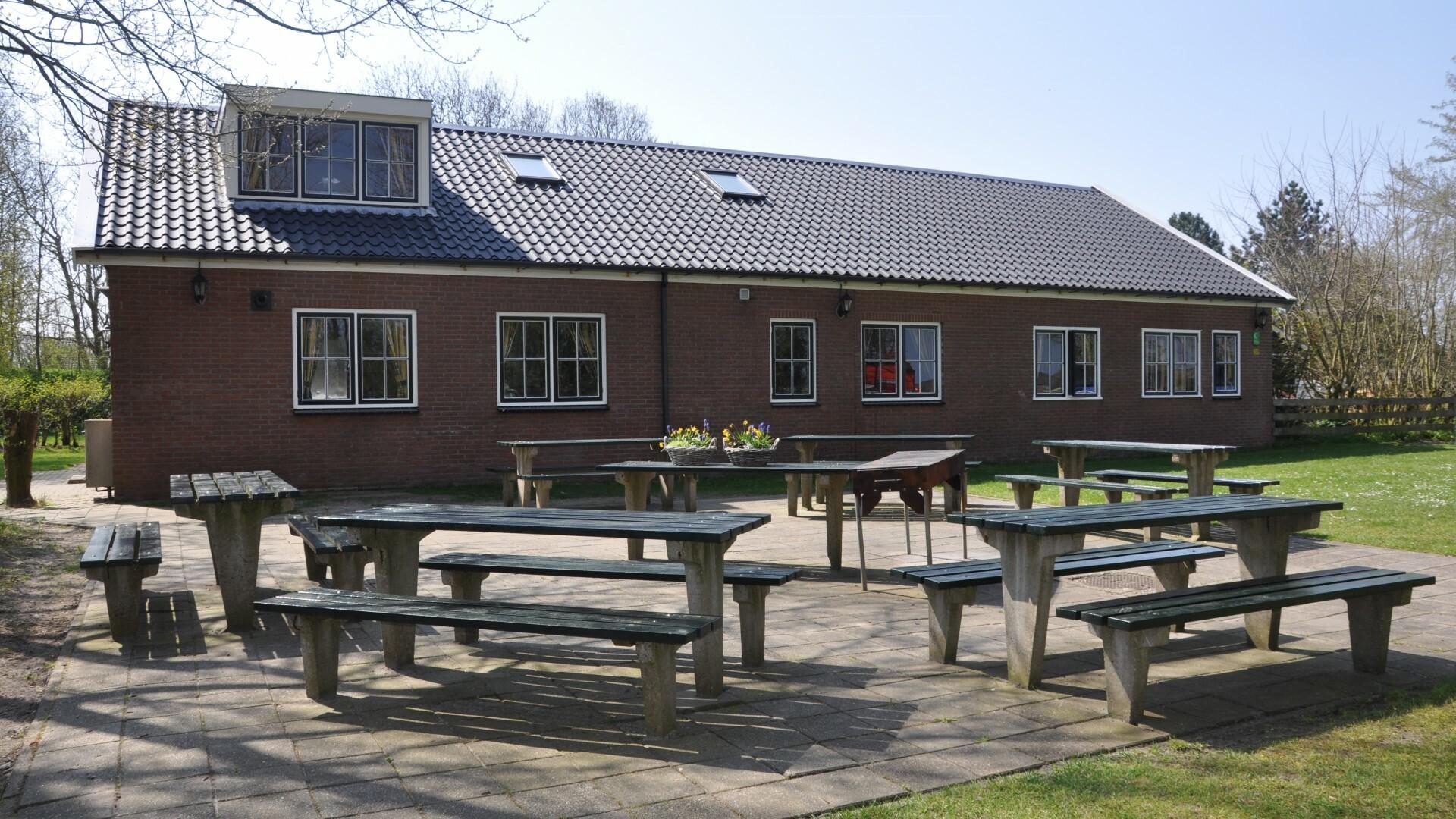 Groepsverblijf Nieuw Vredestein VVV Texel