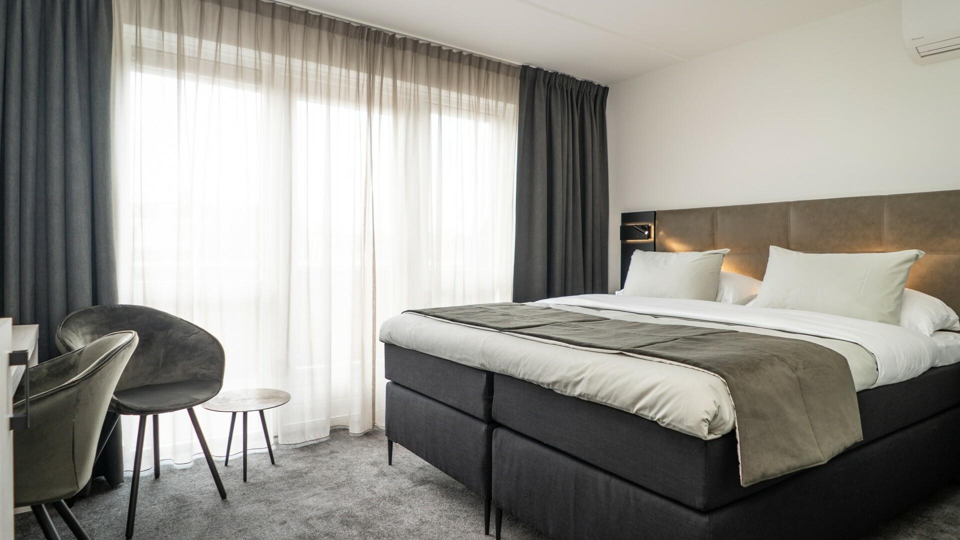 Hotel Kogerstaete kamer Deluxe plus VVV Texel