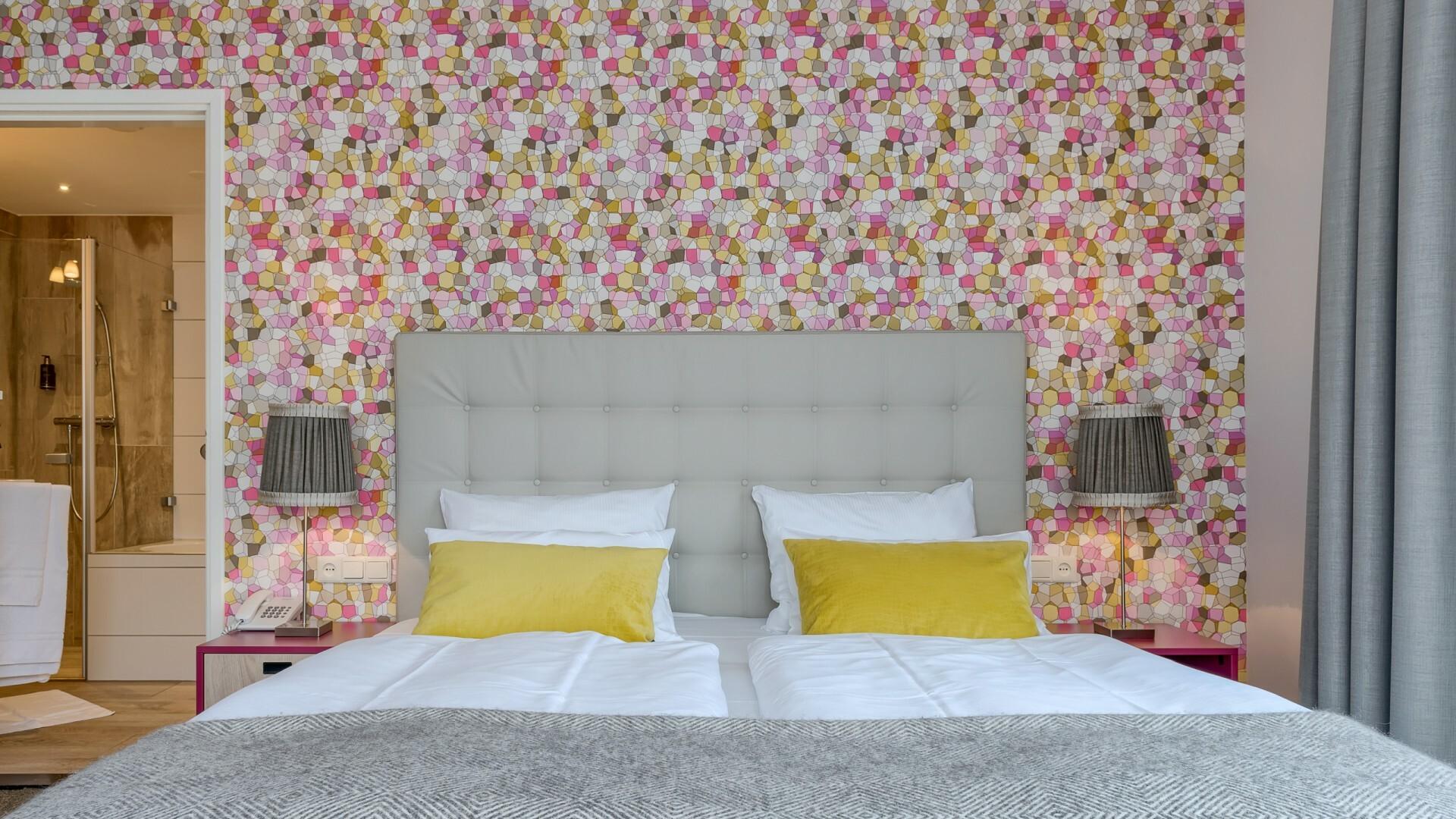 Comfort plus kamer hotel Op Diek VVV Texel