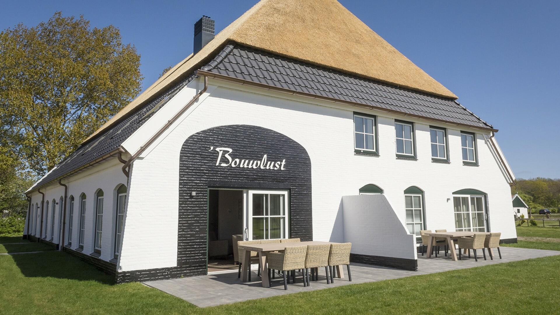 Appartement Bouwlust fotograaf Stefan Krofft VVV Texel