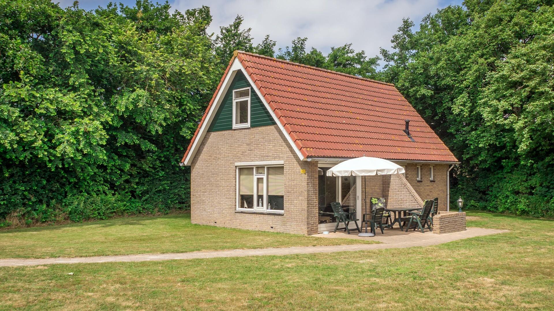 Bungalow De Witte Hoek vijfpersoons in De Cocksdorp VVV Texel