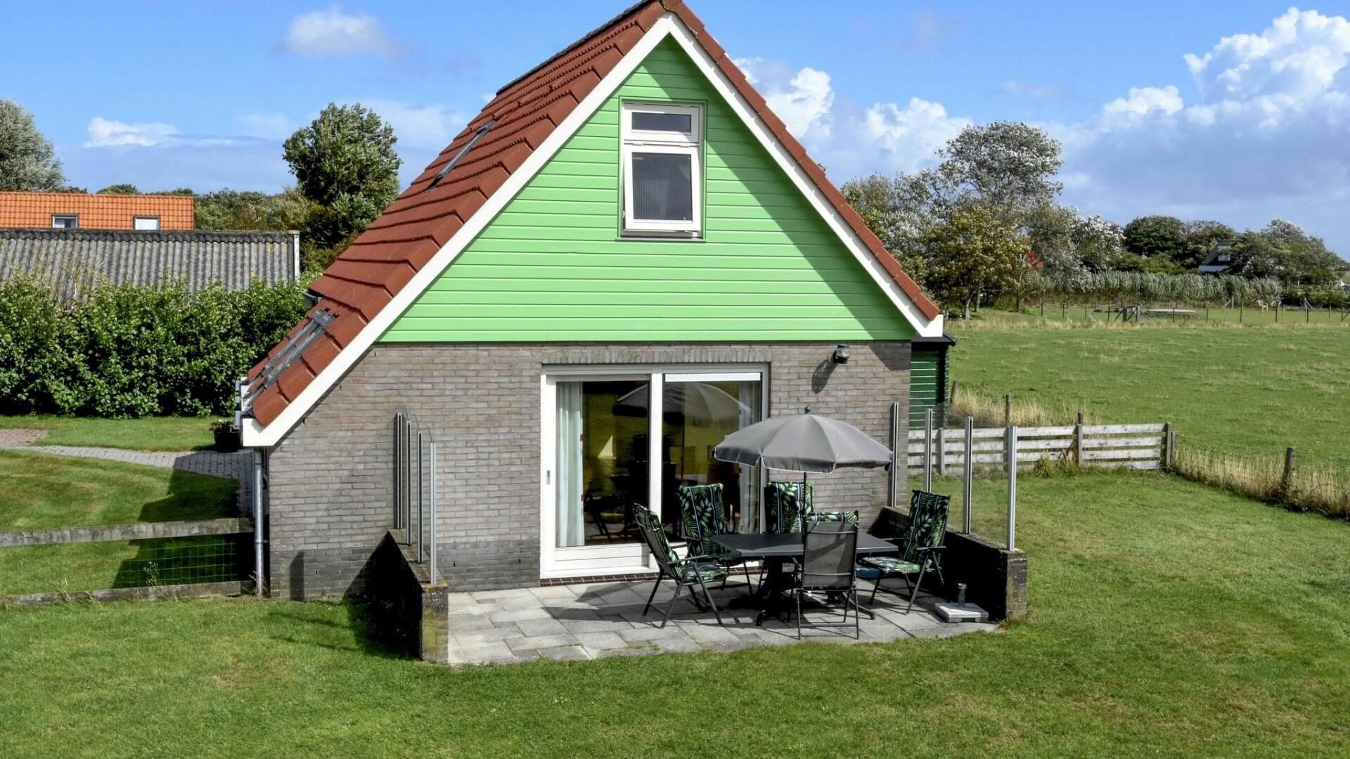 Vakantiehuis De Vijf Sterren in Eierland VVV Texel