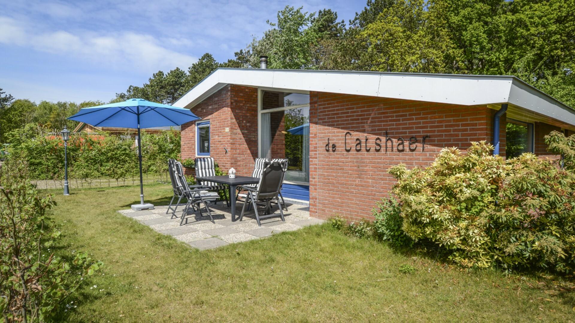 Vakantiehuis de Catshaer op t Hoogelandt VVV Texel