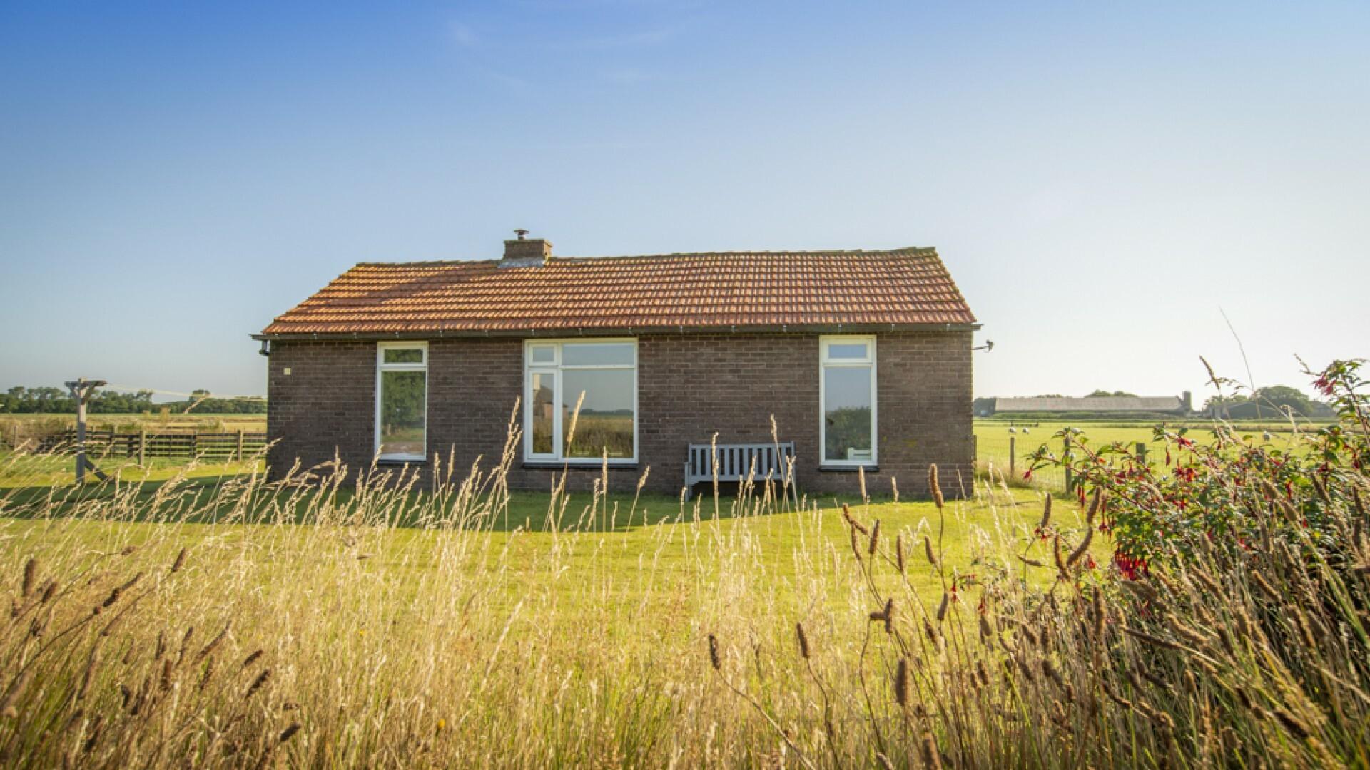 Huisje Schiller in De Waal VVV Texel
