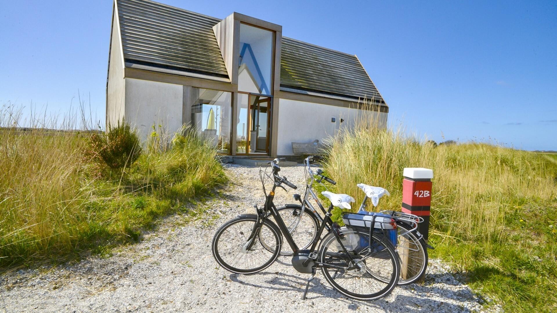 Waddenhof Lodge bij de Waddenzeedijk VVV Texel
