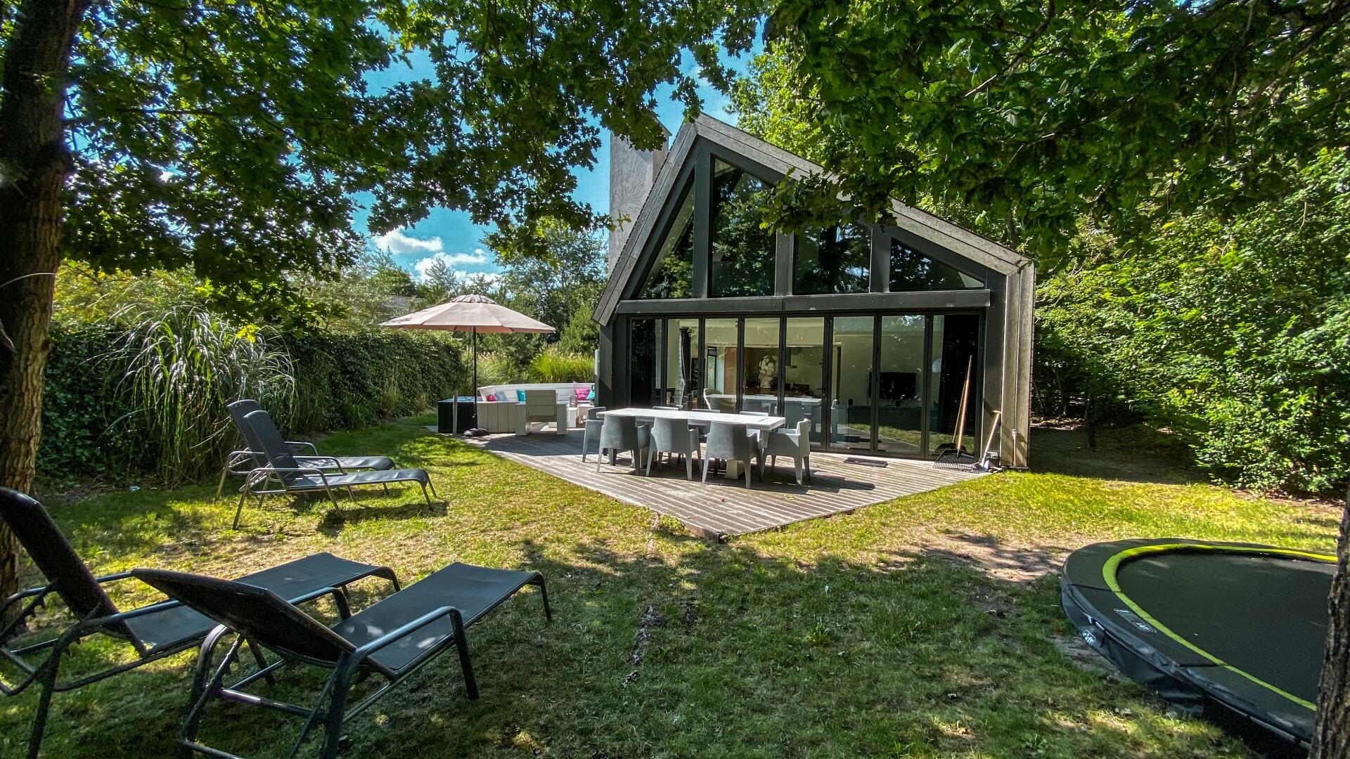 Luxe villa in het bos Villa Park Duynzoom VVV Texel