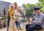 Kinderen bekijken oude ambacht in Museum Kaap Skil VVV Texel