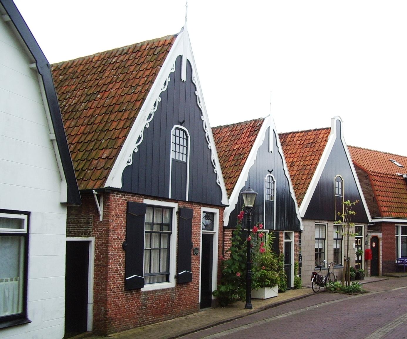 Het Walvisvaarders huisje in Den Hoorn VVV Texel