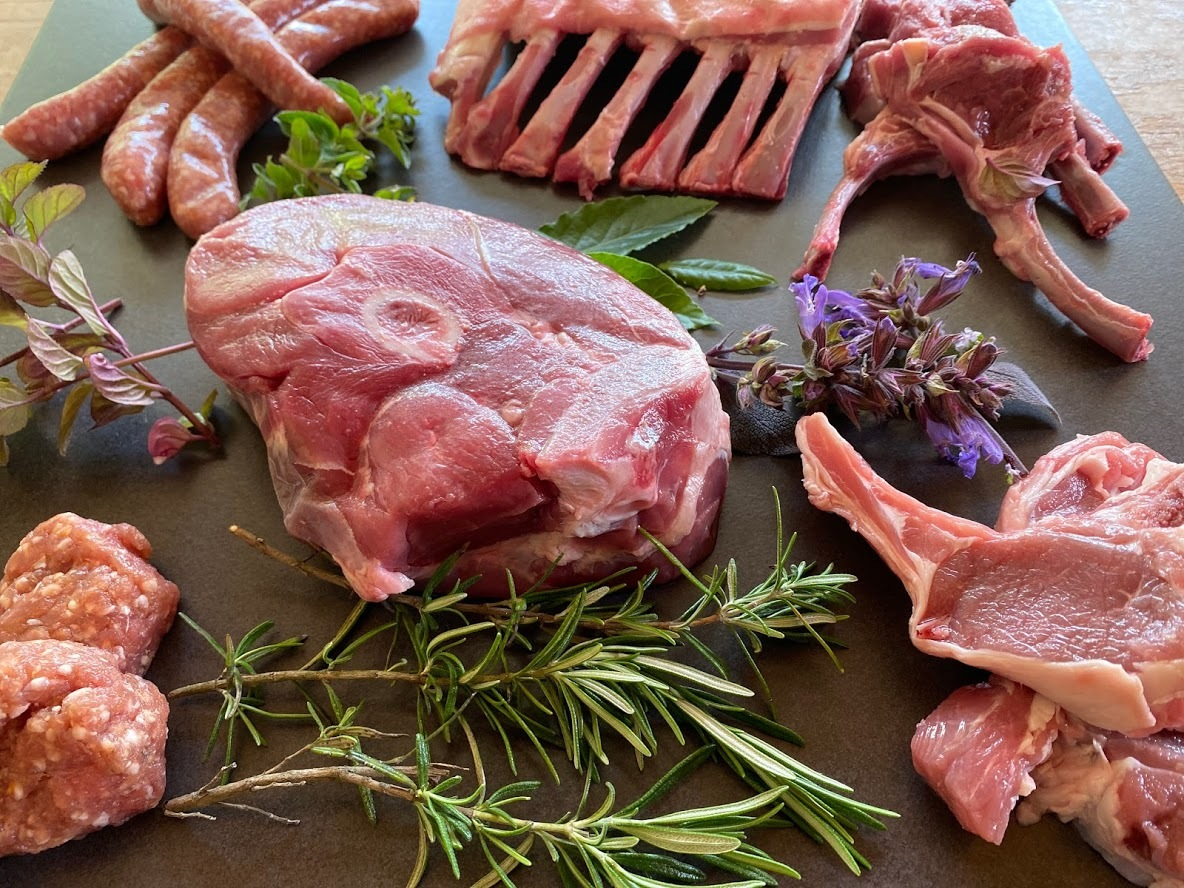 Lamsvlees van Schapenbedrijf de Waddel VVV Texel Fotograaf Annette van Ruitenburg