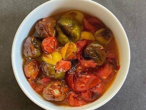 Warme tomaten VVV Texel fotograaf Annette van Ruitenburg
