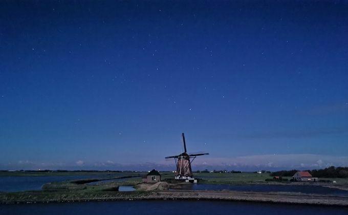 Sterren bij de molen Fotograaf Suzanne Boon VVV Texel