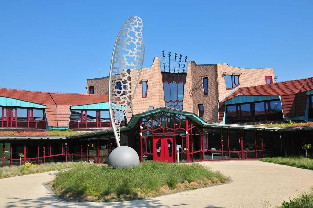 Gemeentehuis gemeente texel VVV Texel