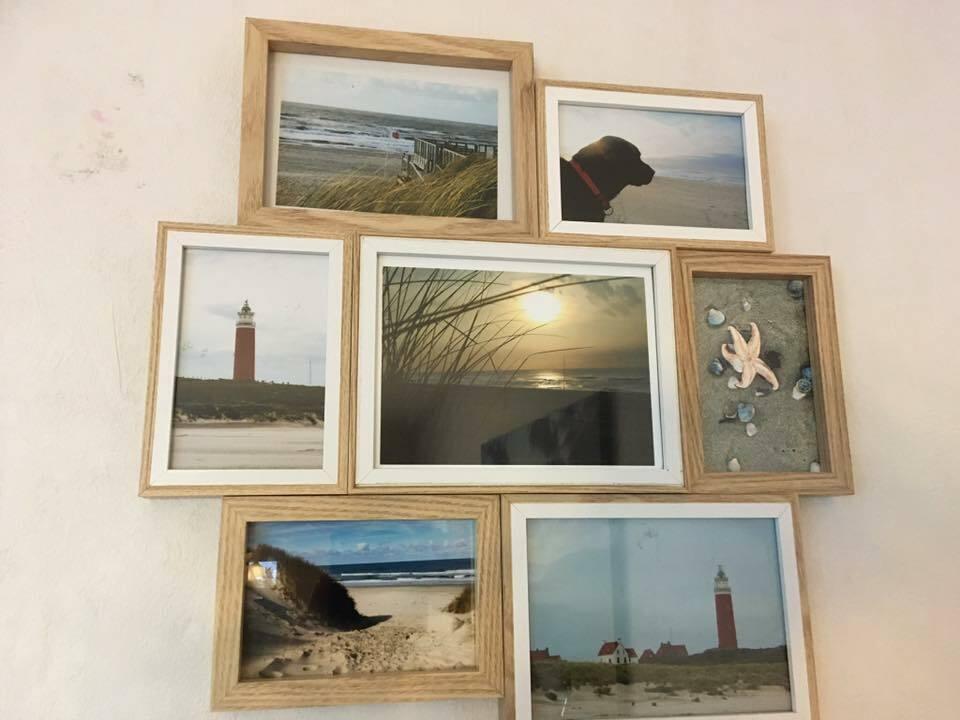 Texel fotos aan de muur VVV Texel fotgraaf Margret Kropff