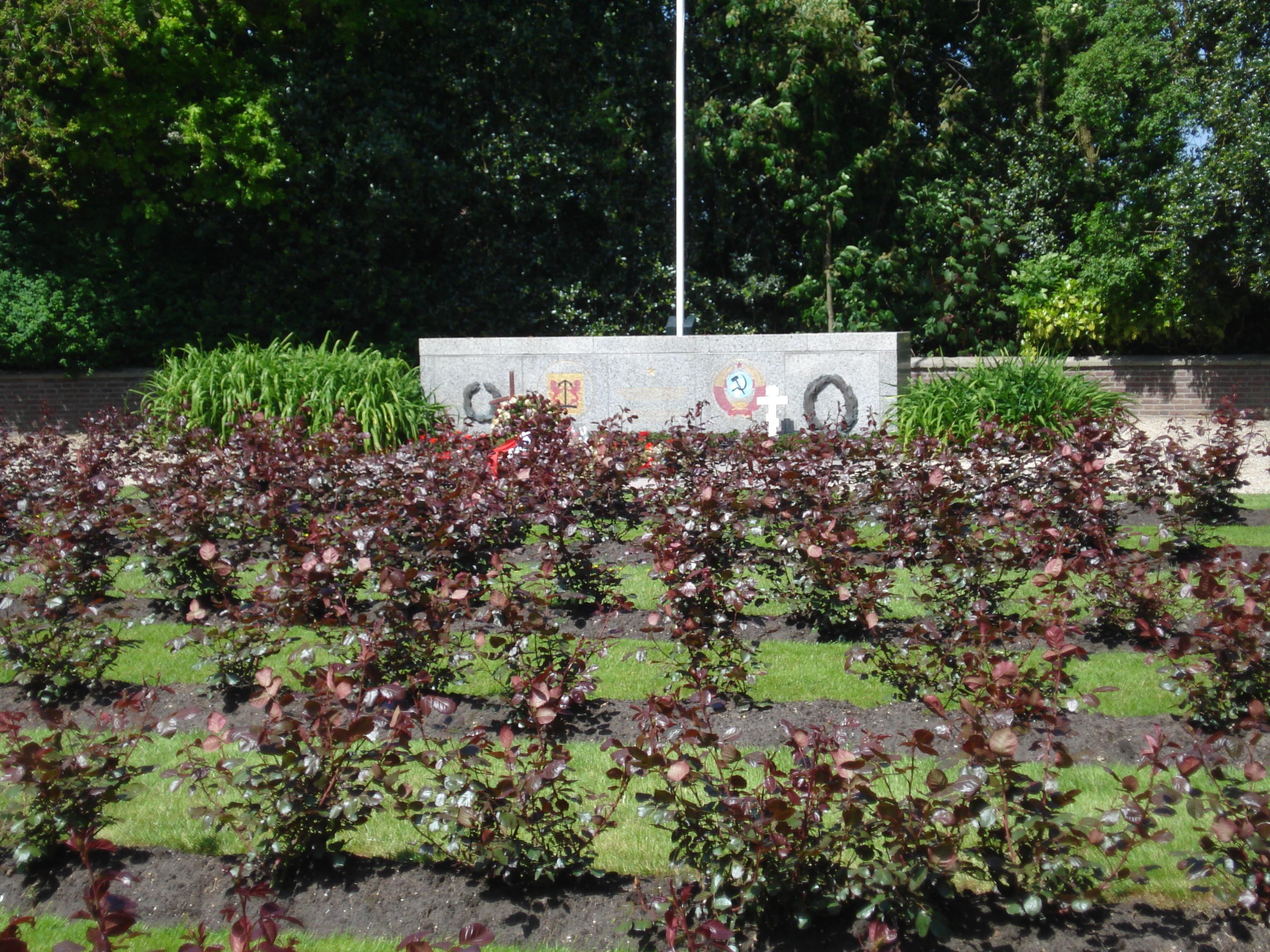 Georgische begraafplaats VVV Texel Annette Barhorst 3