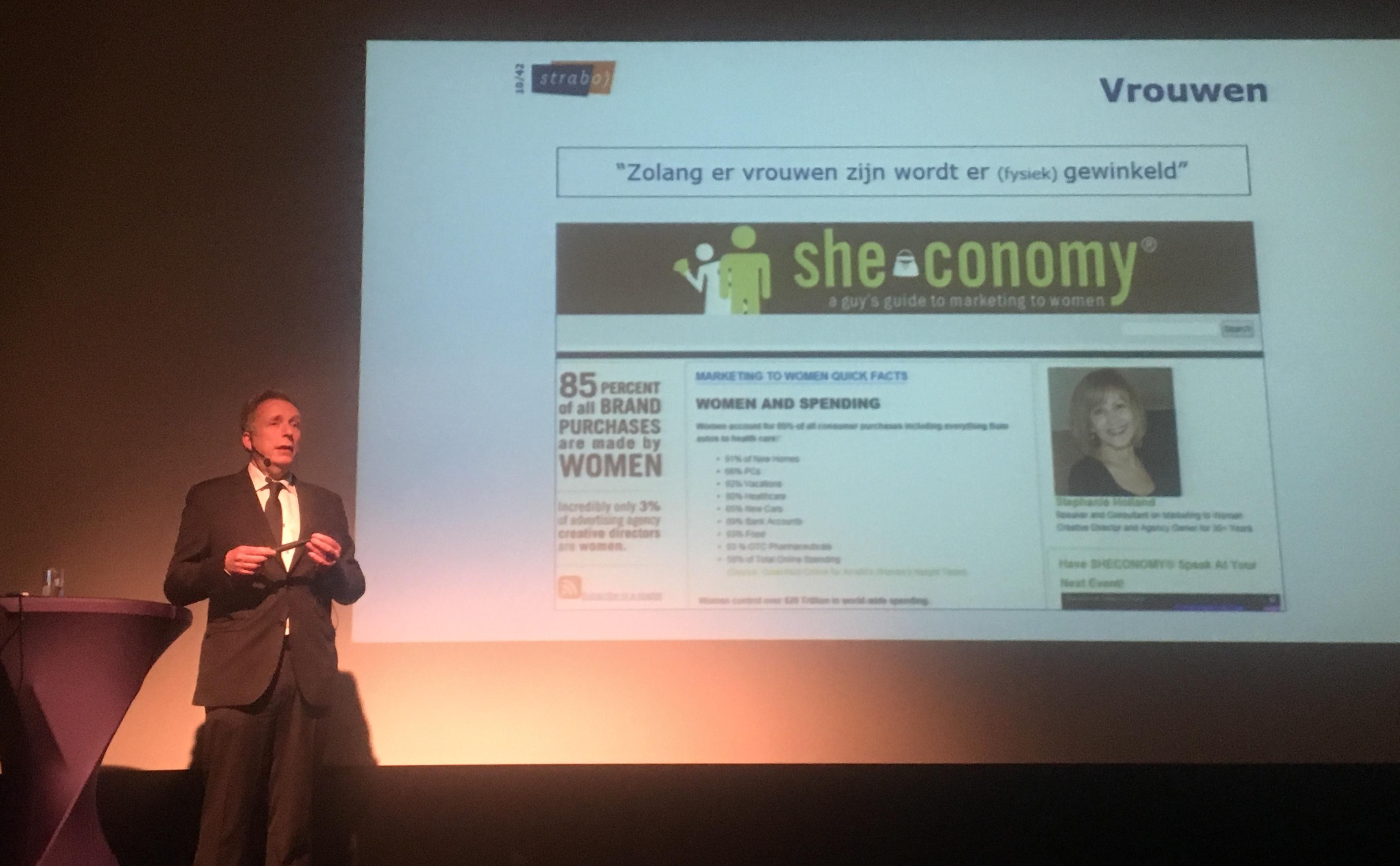 Presentatie Week van de ondernemer VVV Texel