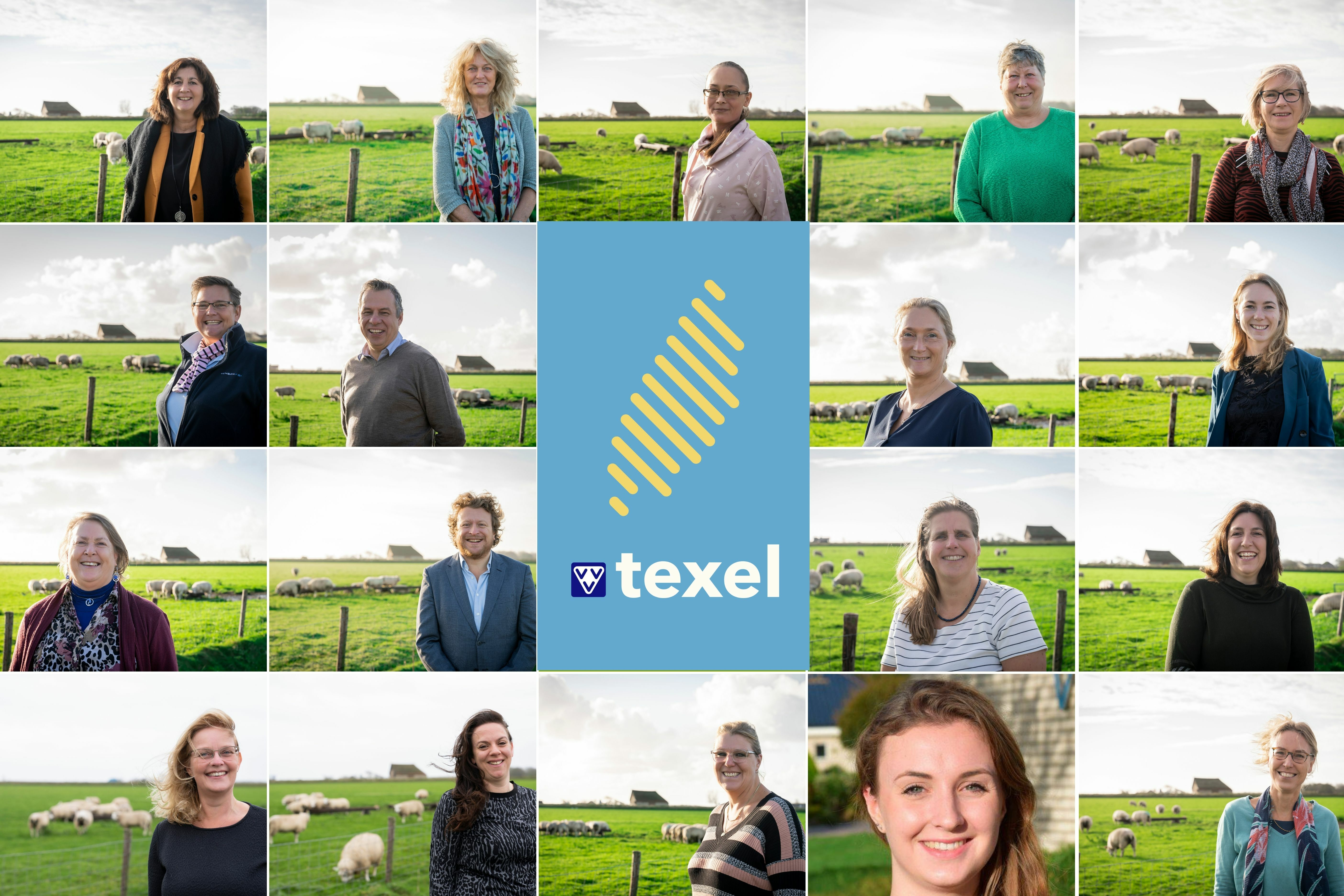 Team van VVV Texel