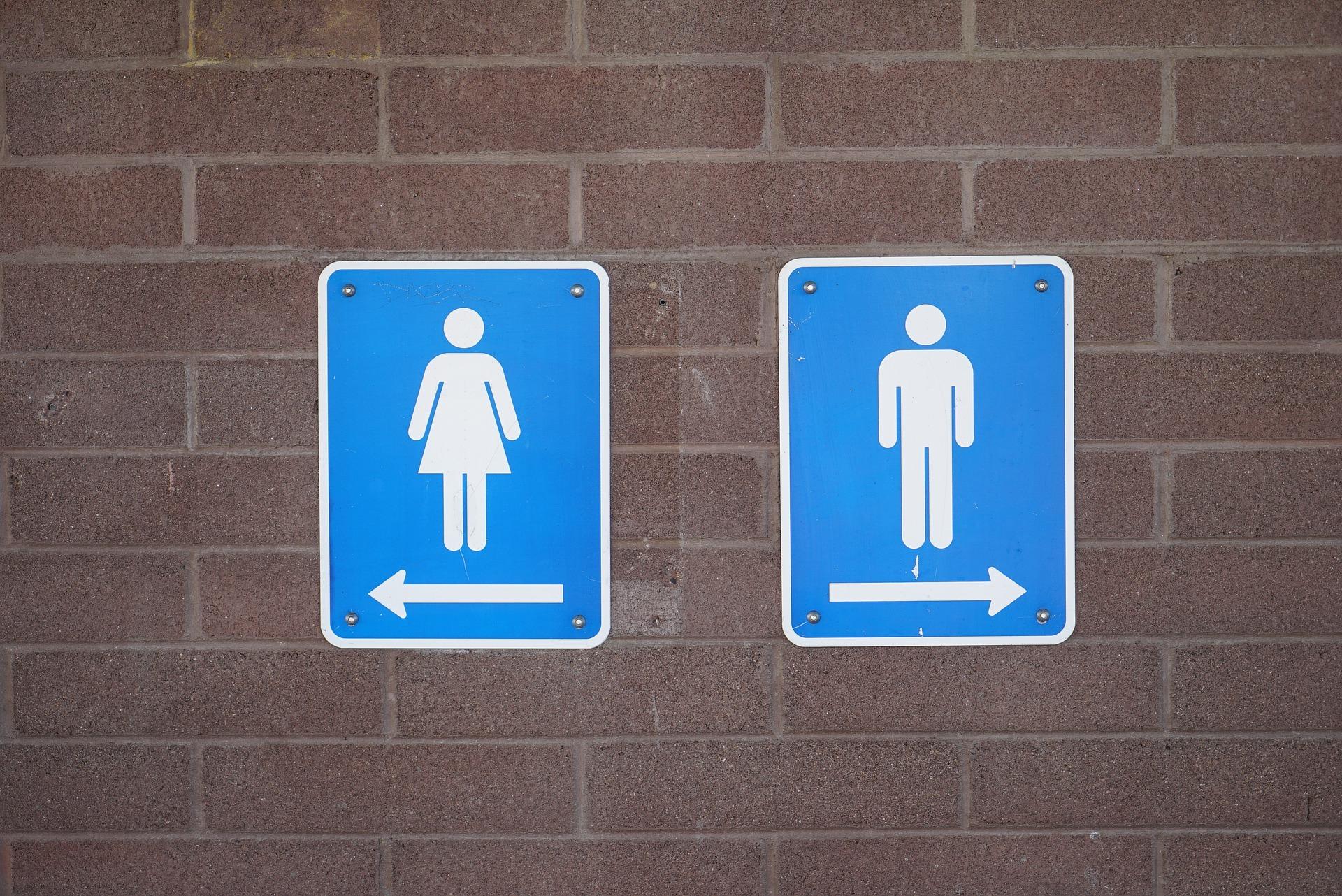 Openbaar toilet VVV Texel