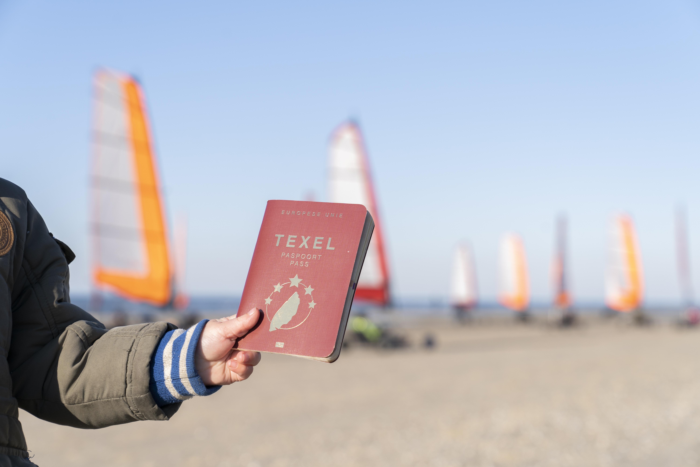 Korting op blokarten met het Texel Paspoort VVV Texel fotograaf Liselotte Schoo